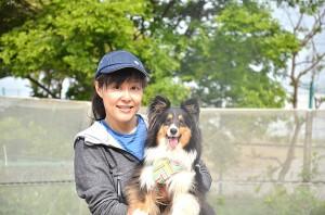 犬のしつけアシスタント 野村京子